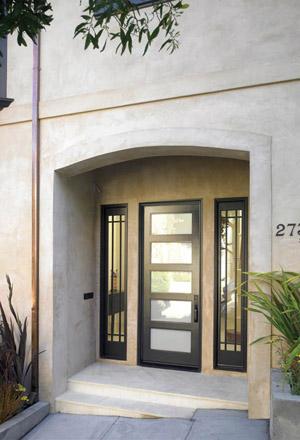 Factory Direct Doors Product Details Exterior 5 Lite